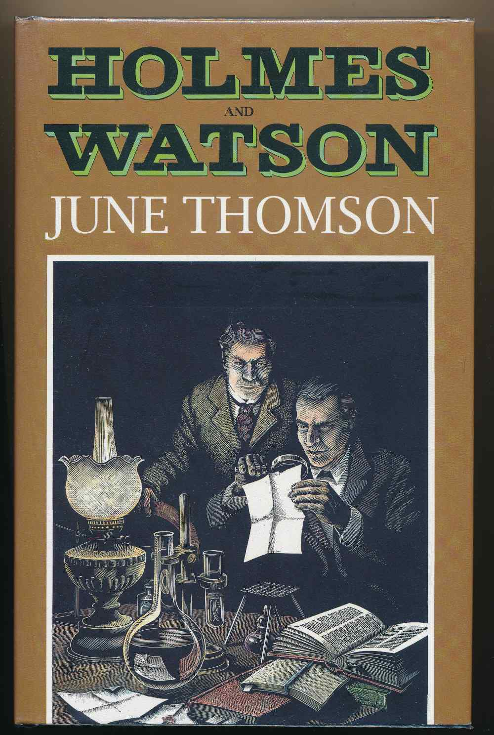 Holmes and Watson : a study in friendship