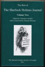 The best of the Sherlock Holmes Journal. Volume two, Selections from the second 11 volumes