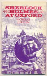 Sherlock Holmes at Oxford
