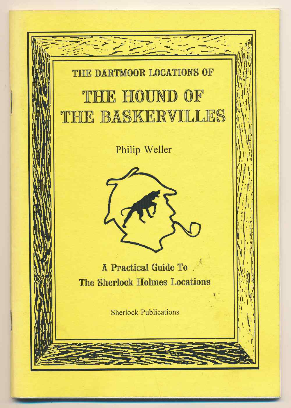 "The Dartmoor of ""The hound of the Baskervilles"" : a practical guide to the Sherlock Holmes locations"