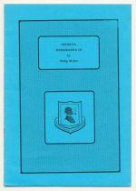 Disjecta memoranda III : a divertissement to accompany the Franco-Midland Hardware Company excursion to Reading, Farnham and Hindhead [Disjecta Membra III] Saturday 9th January 1993
