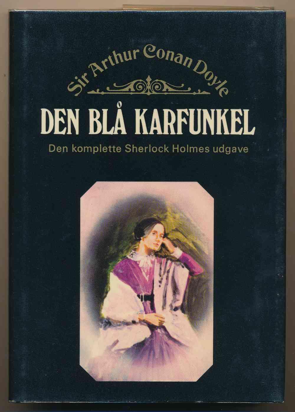 Den blå karfunkel, og andre noveller