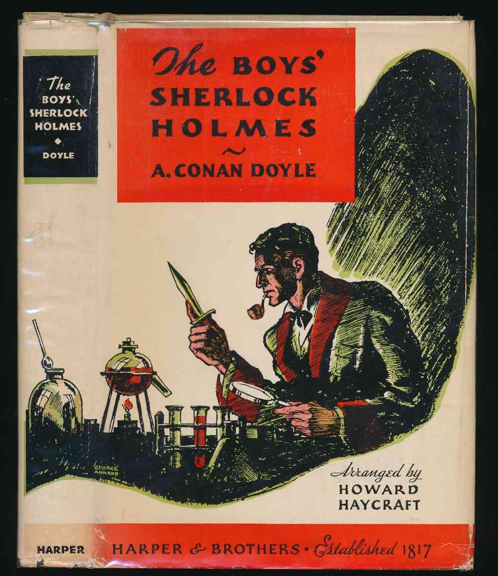 The boys' Sherlock Holmes