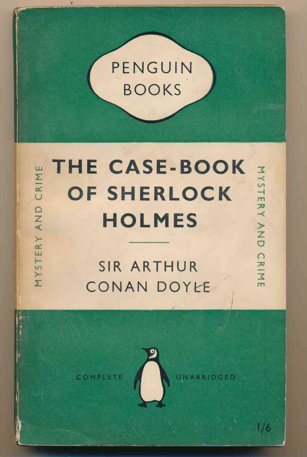 The case-book of Sherlock Homes