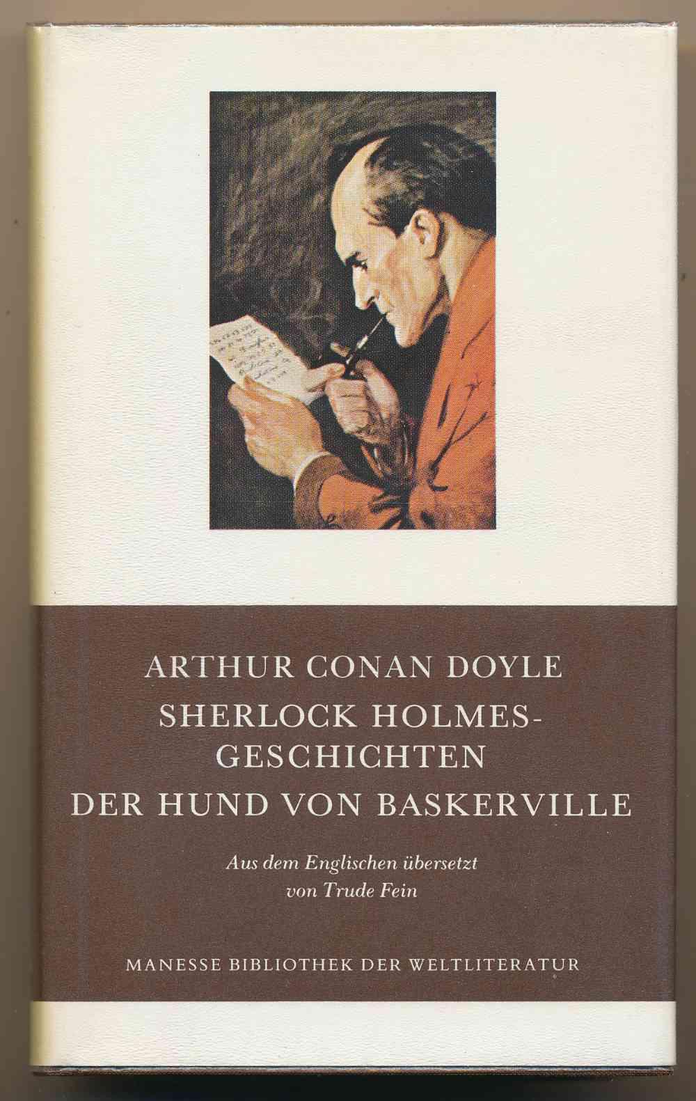 Sherlock Holmes Geschichten; und Der hund von Baskerville