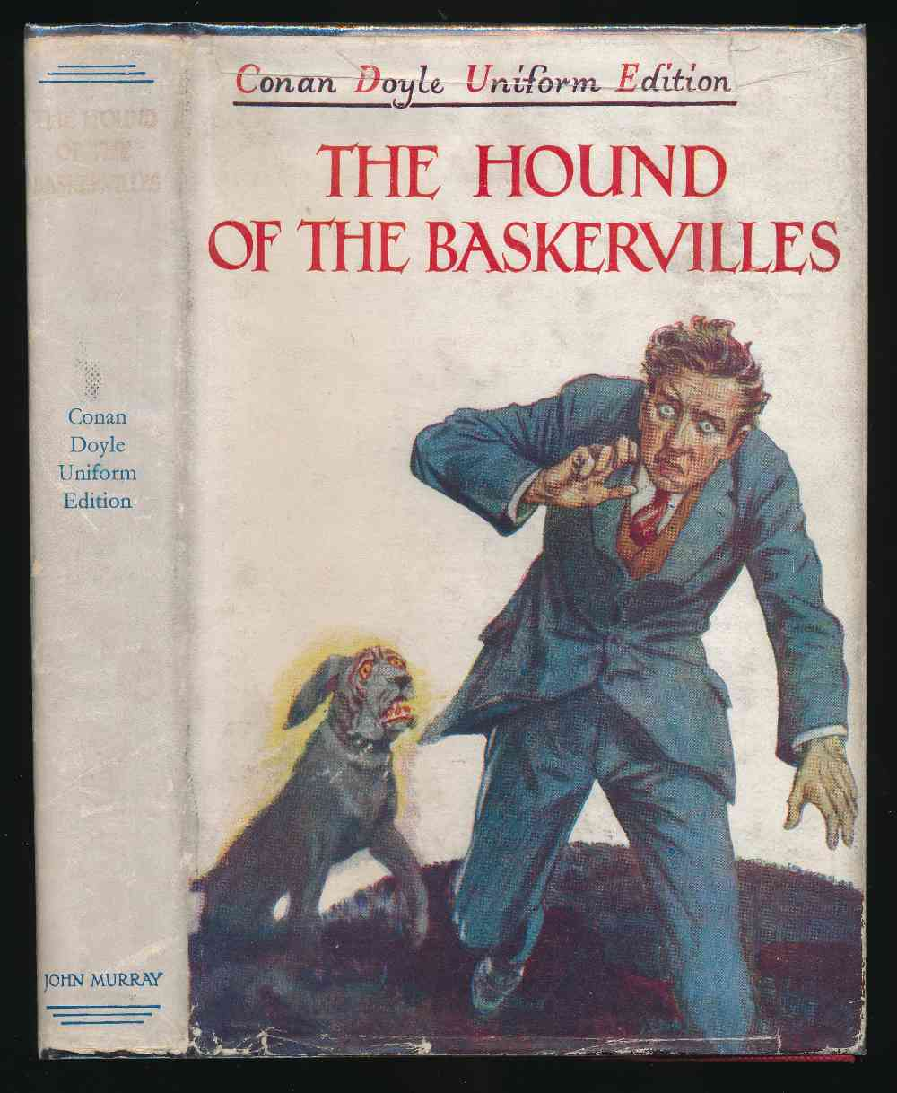 The hound of the Baskervilles : another adventure of Sherlock Holmes