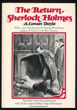 The return of Sherlock Holmes : a facsimile of the stories as they were first published in the Strand Magazine London