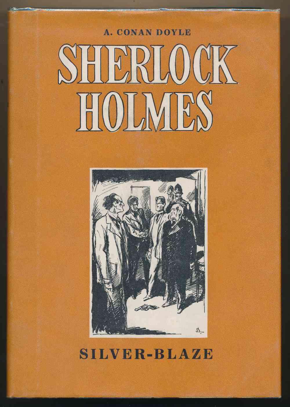 Sherlock Holmes V : Fra 'Silver Blaze' til 'Det afsluttende problem'.