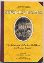 The adventure of the speckled band ; and, The Sussex vampire