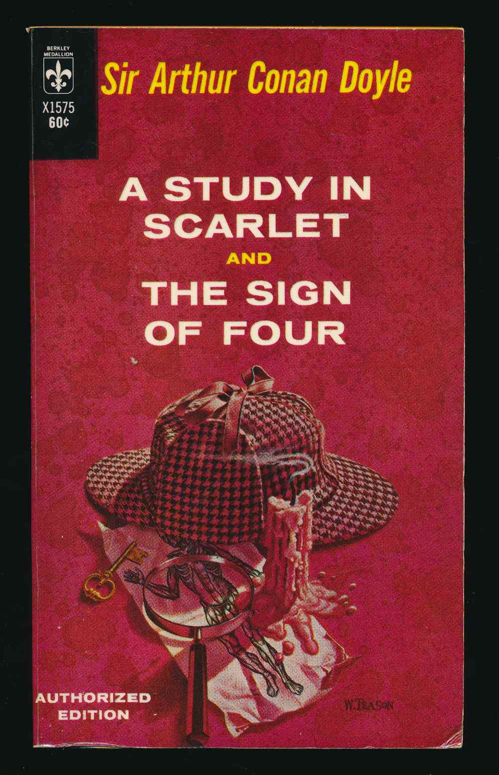 A study in scarlet ; and, The sign of four