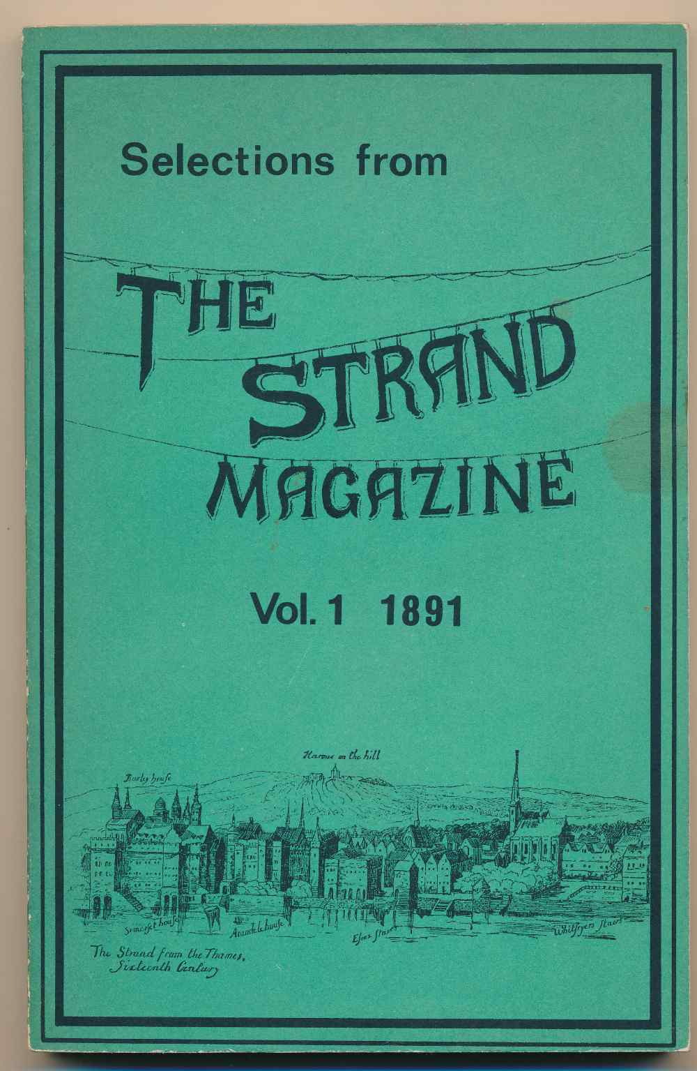 Selections from the Strand Magazine Vol. 1 1891