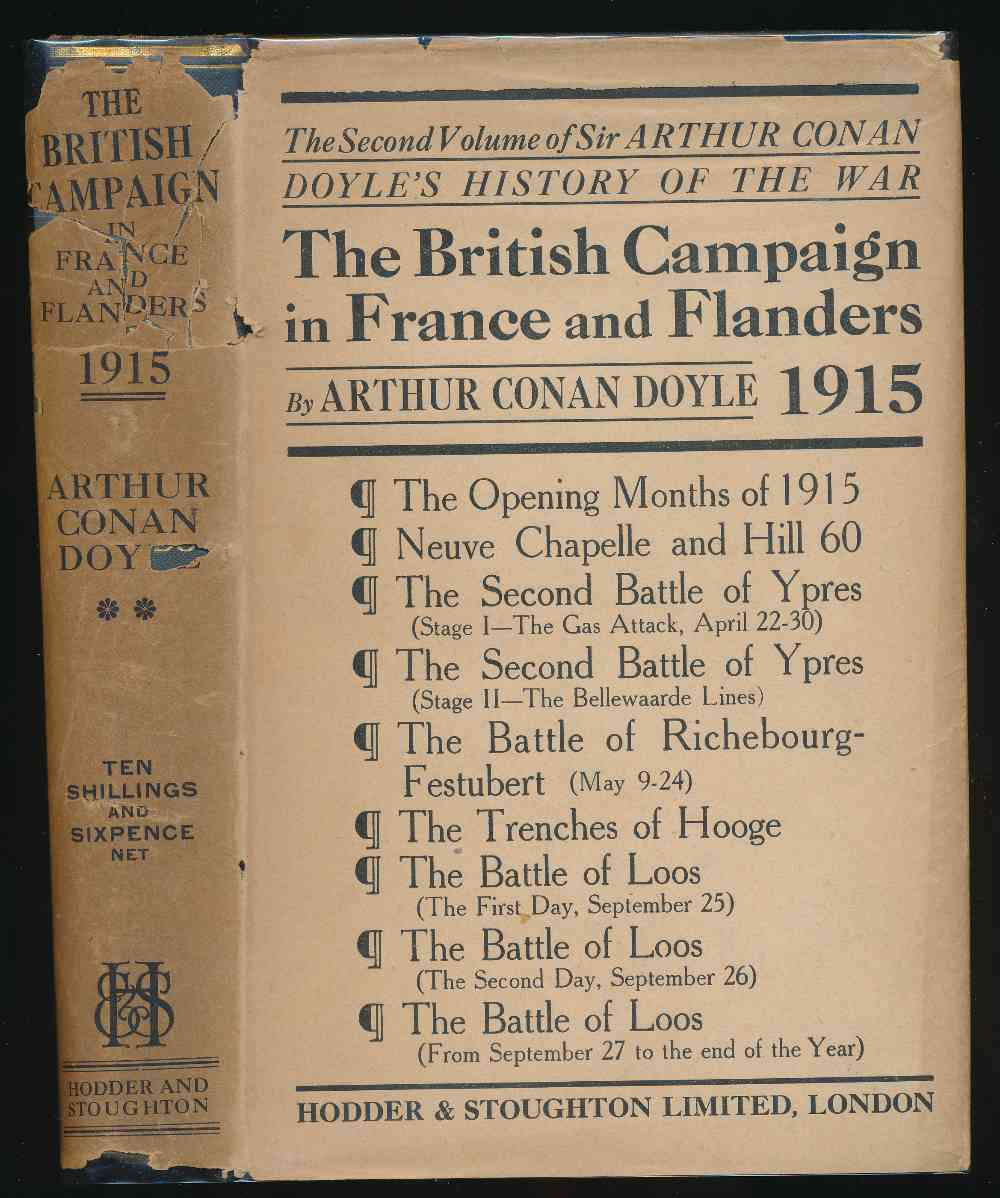 The British campaign in France and Flanders 1915