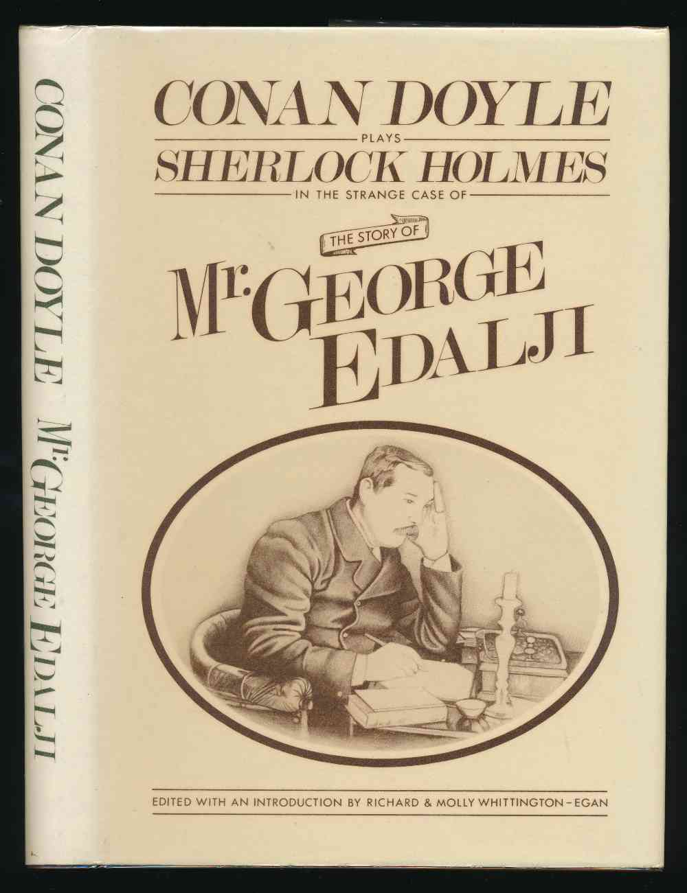 The story of Mr. George Edalji
