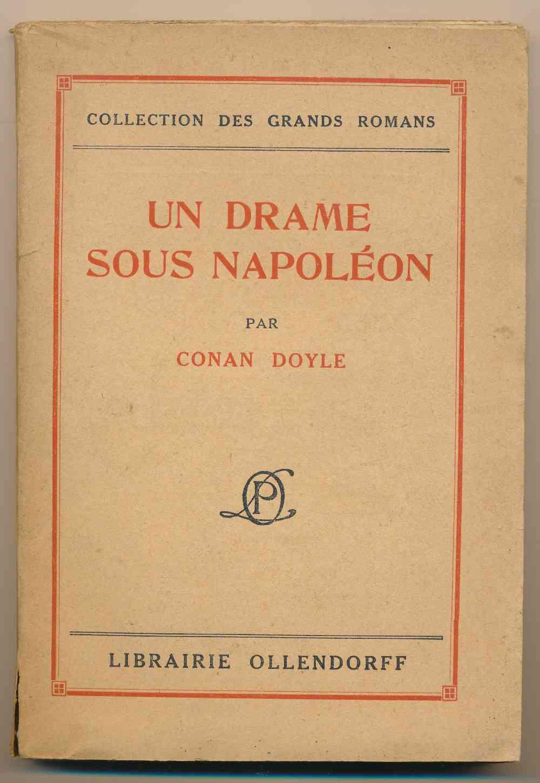 Un drame sous Napoléon 1er