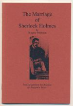 The marriage of Sherlock Holmes