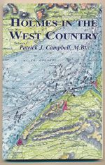 Holmes in the West  Country : a new Sherlock Holmes adventure
