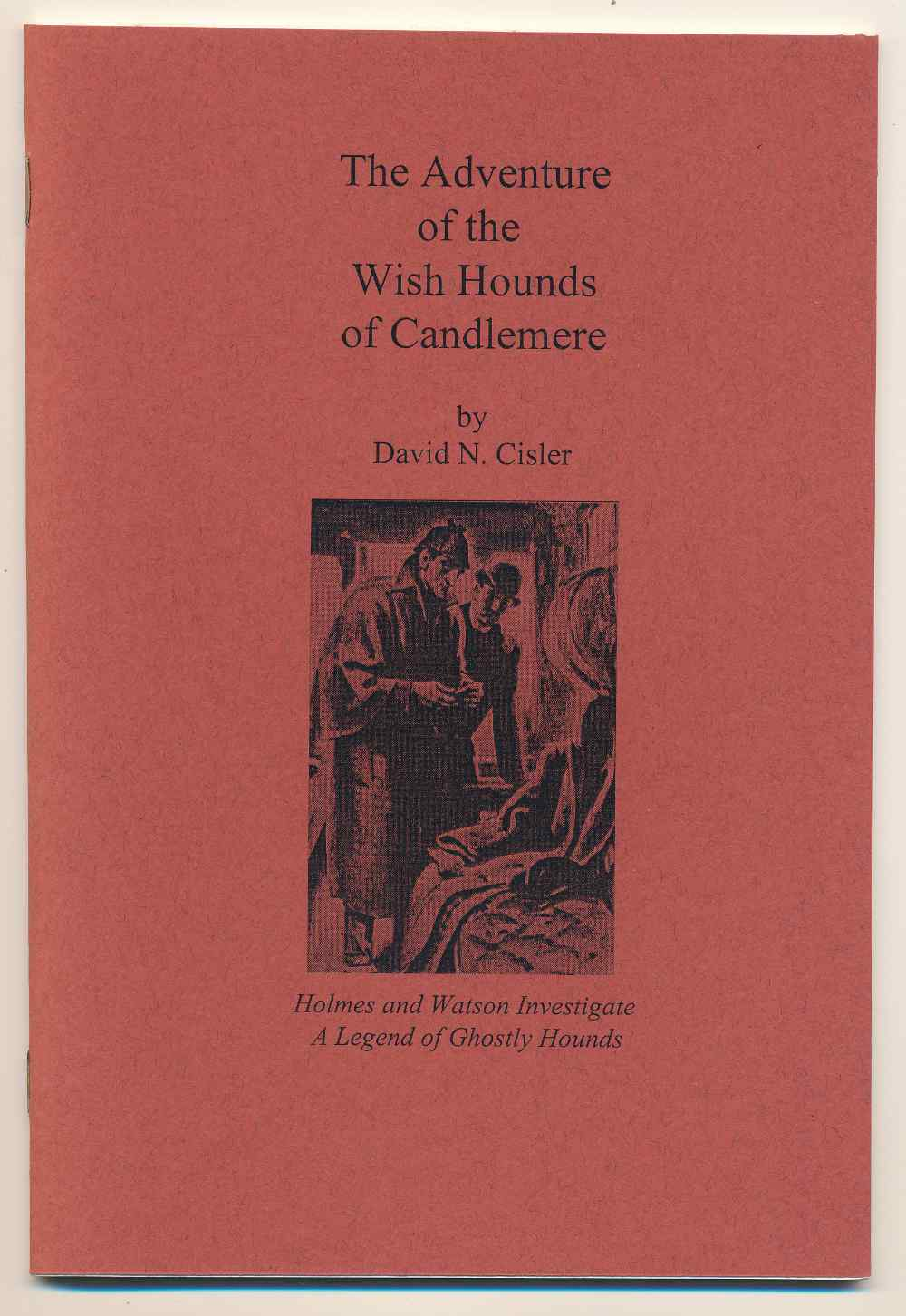 The adventure of the wish hounds of Candlemere