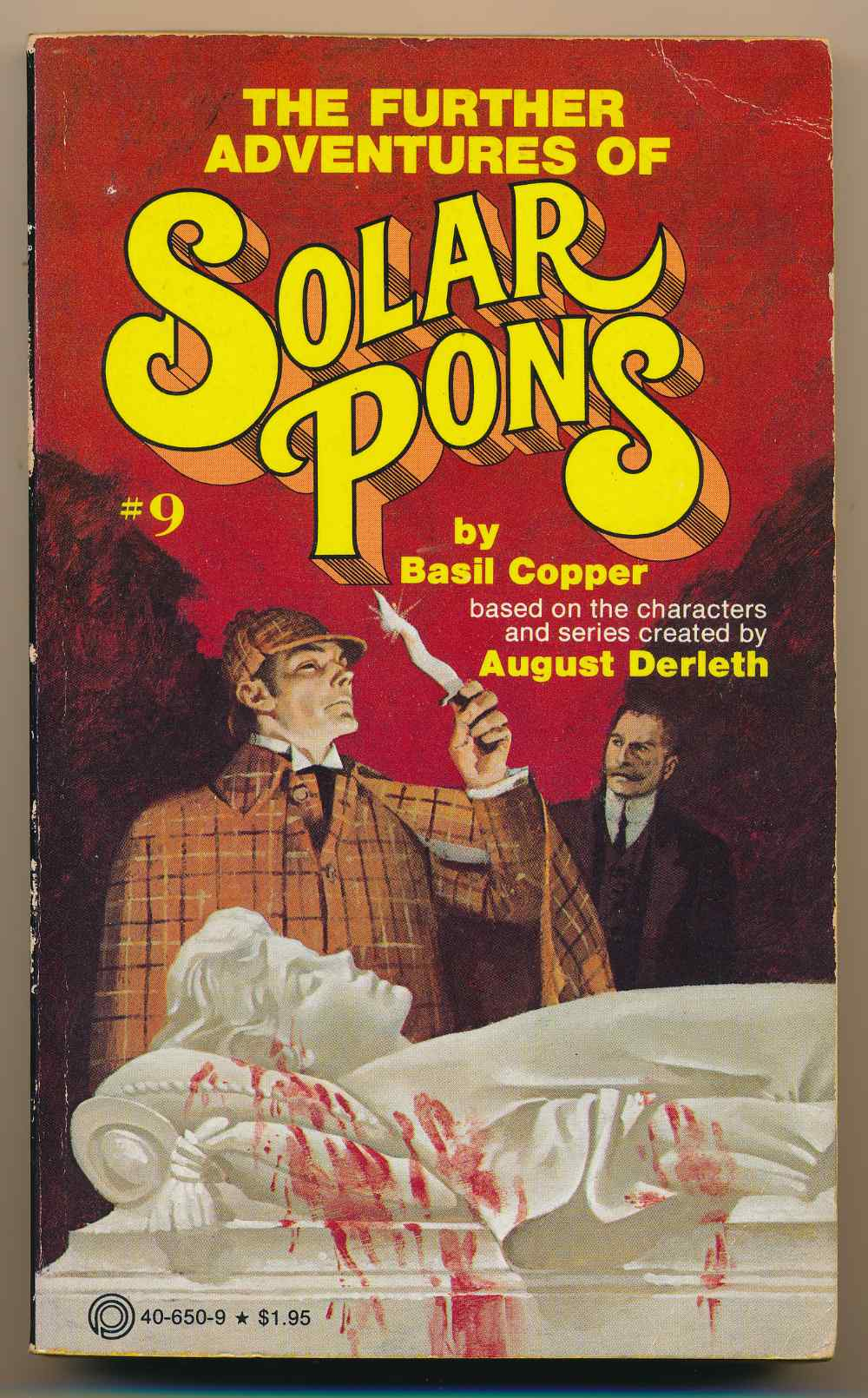 The further adventures of Solar Pons