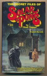 The secret files of Solar Pons