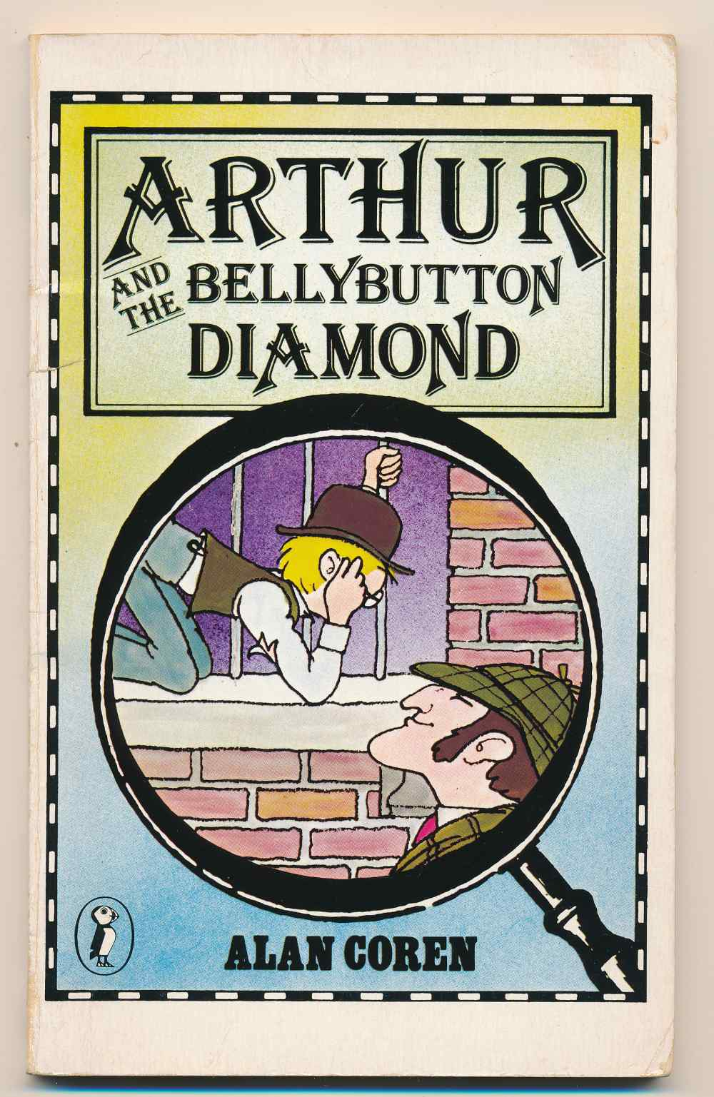 Arthur and the bellybutton diamond