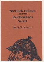 Sherlock Holmes and the Reichenbach secret