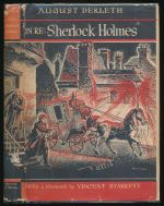 In re : Sherlock Holmes: the adventures of Solar Pons