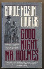 Good night, Mr. Holmes