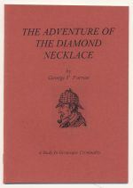 The adventure of the diamond necklace