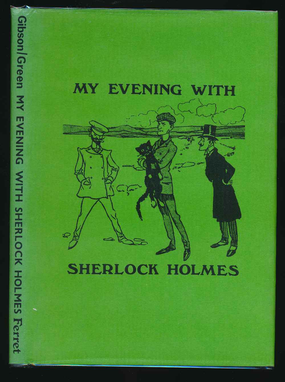 My evening with Sherlock Holmes
