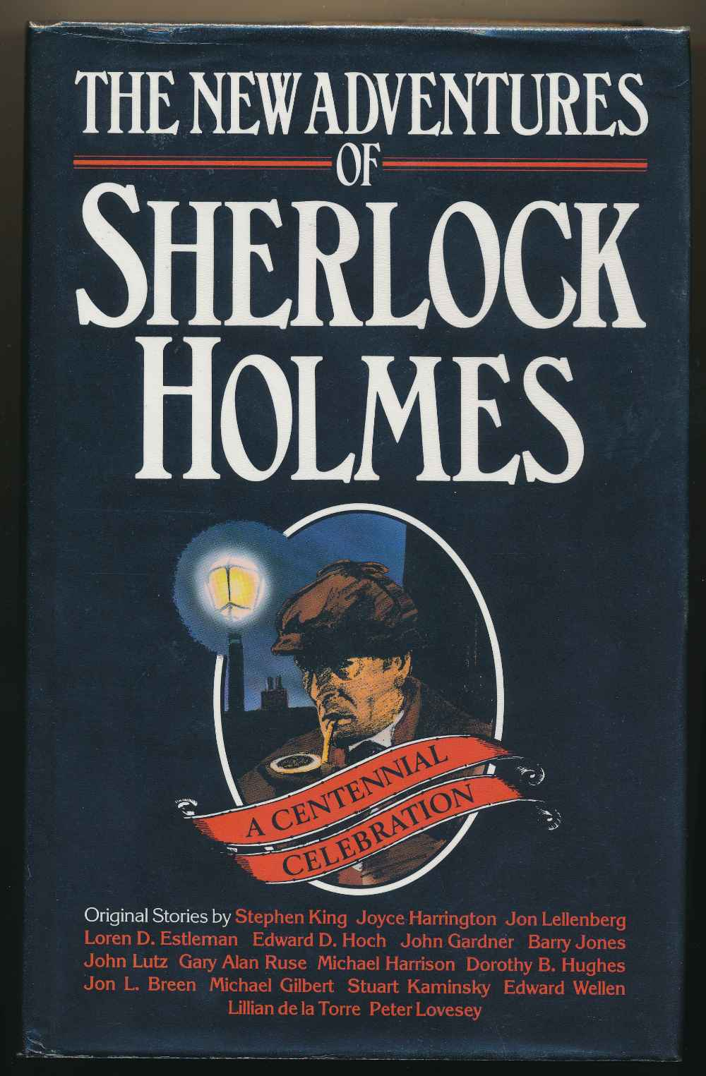 The new adventures of Sherlock Holmes : original stories by eminent mystery writers