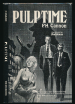 Pulptime : being a singular adventure of Sherlock Holmes, H.P. Lovecraft and the Kalem Club as if narrated by Frank Belknap Long, Jr.