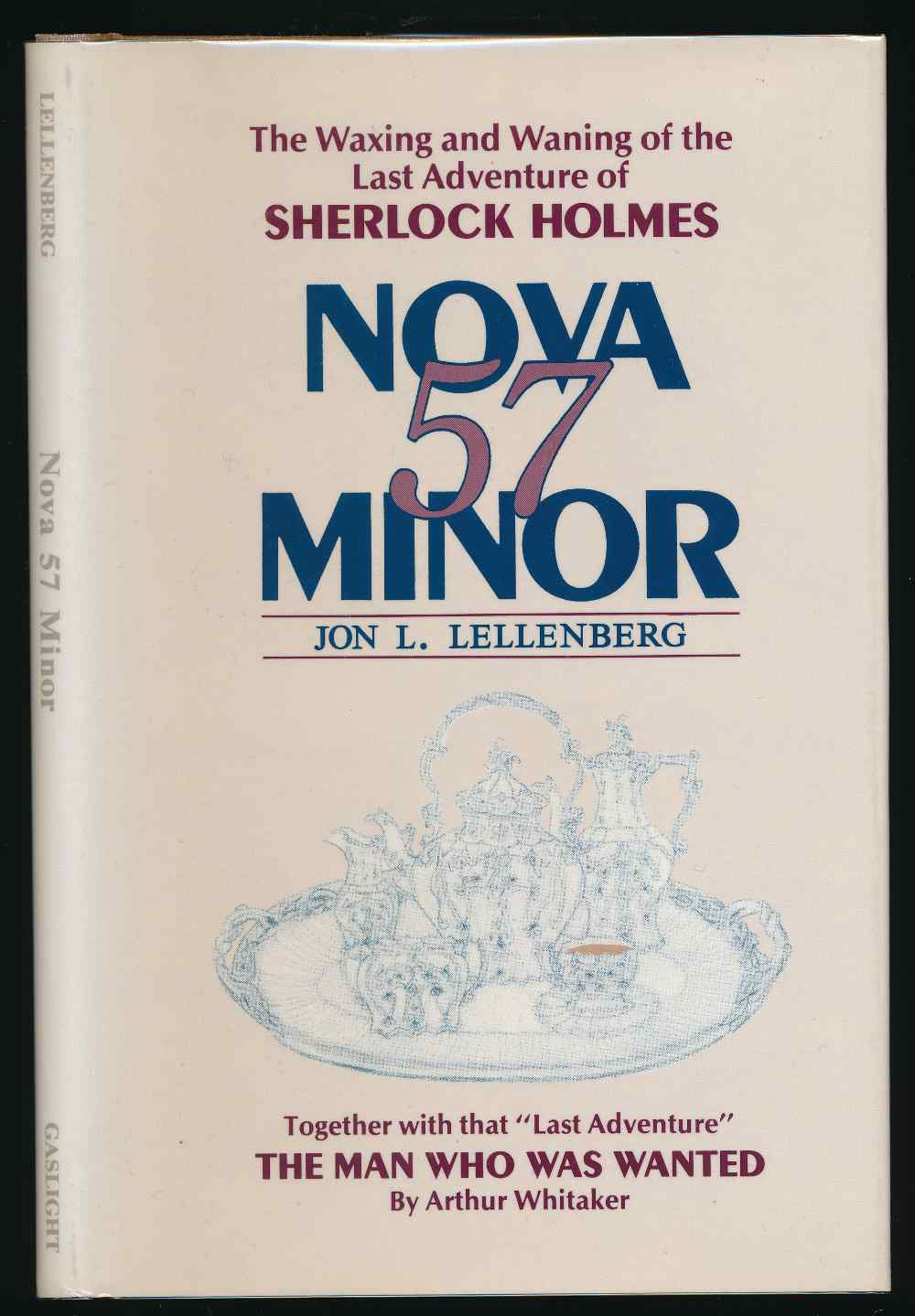 Nova 57 minor : the waxing and waning of the sixty-first adventure of Sherlock Holmes