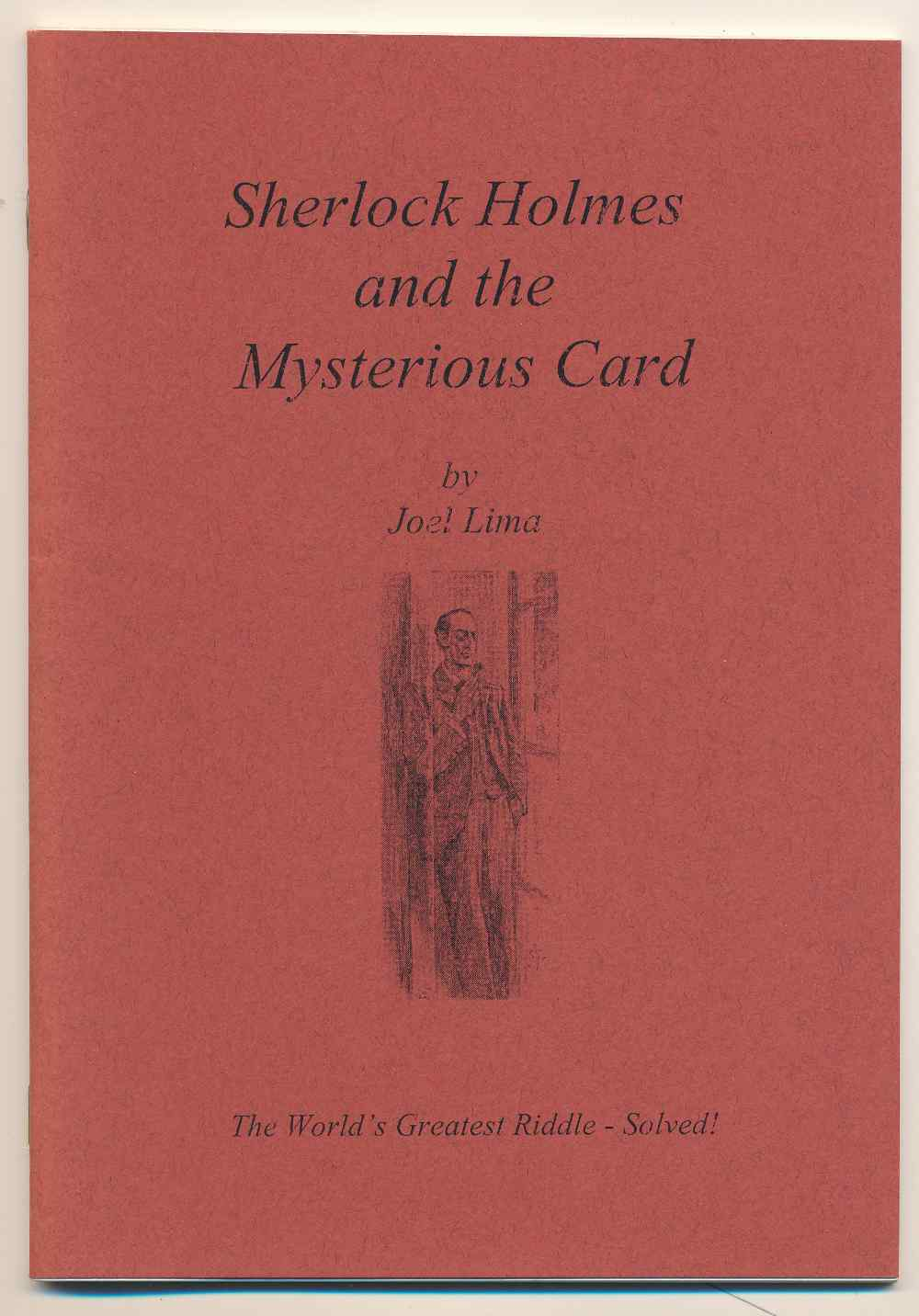 Sherlock Holmes and the mysterious card