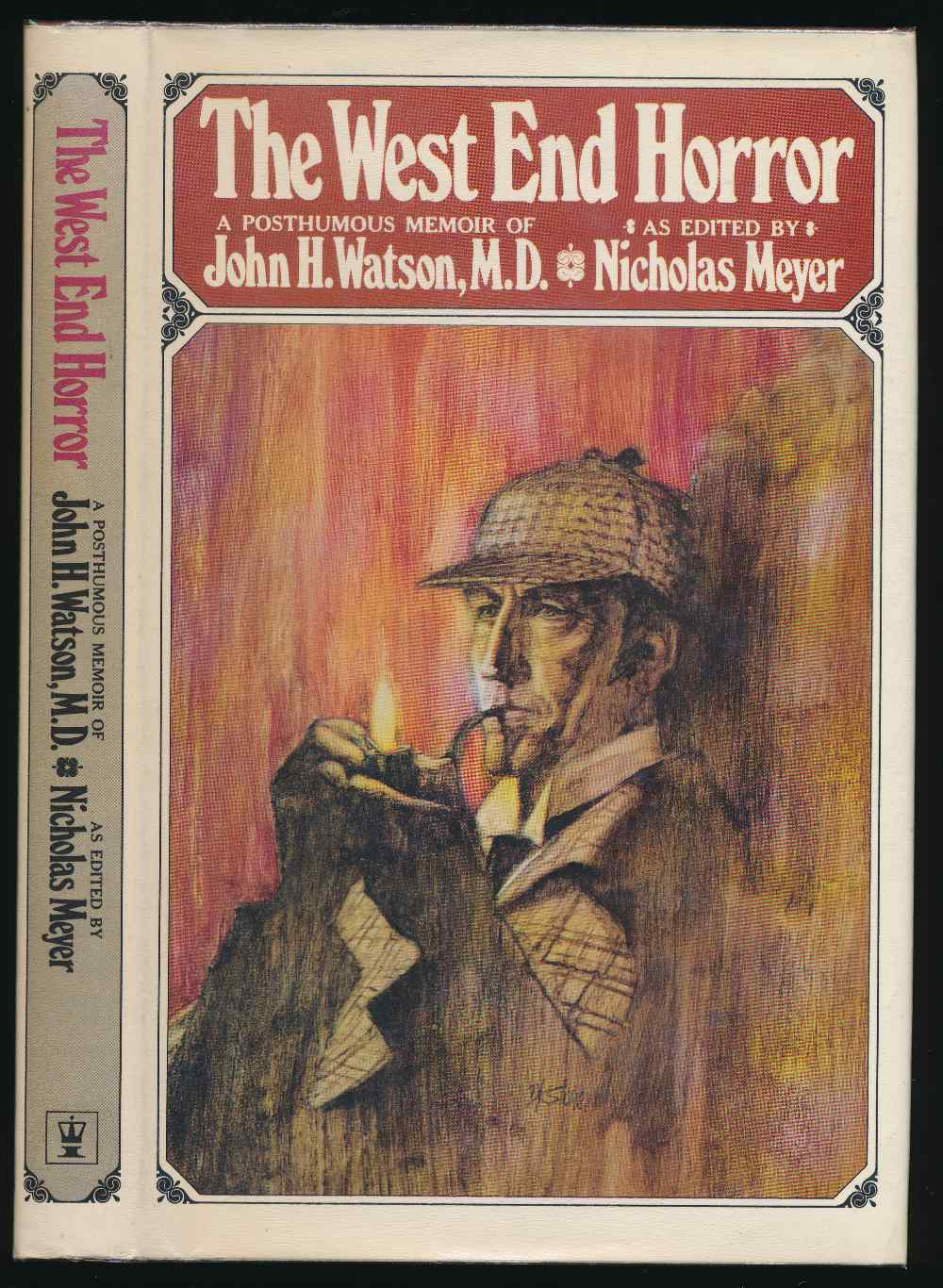 The West End horror : a posthumous memoir of John H. Watson, M.D.