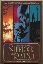 The trial of Sherlock Holmes. Vol. 1