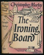 The ironing board