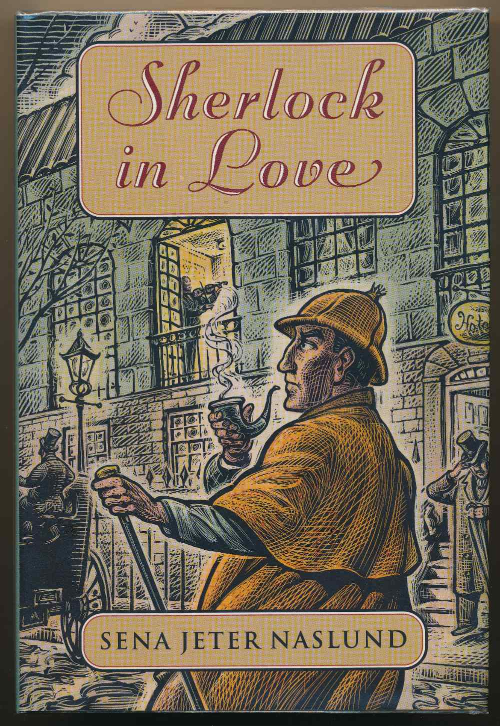 Sherlock in love : a novel