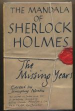 The mandala of Sherlock Holmes : the missing years