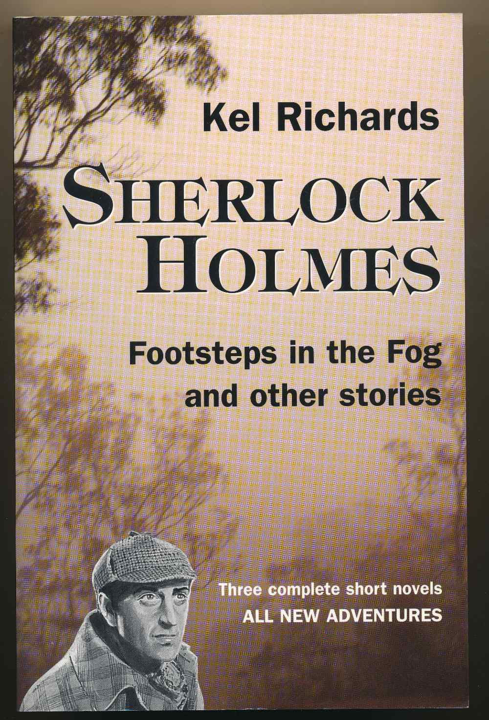 Sherlock Holmes : footsteps in the fog and other stories
