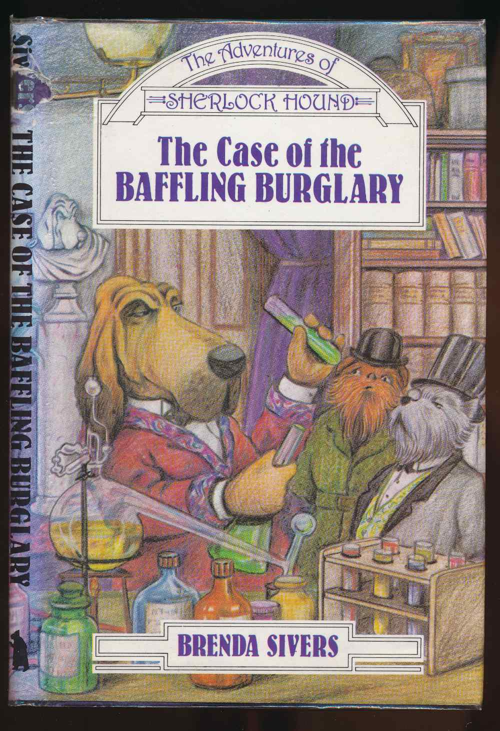 The case of the baffling burglary