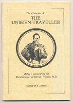 The adventure of the unseen traveller : being a reprint from the reminiscences of John H. Watson, M.D.