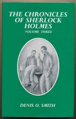 The chronicles of Sherlock Holmes. Volume three