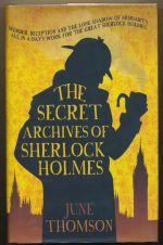 The secret archives of Sherlock Holmes