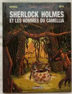 Sherlock Holmes et les hommes de Camellia