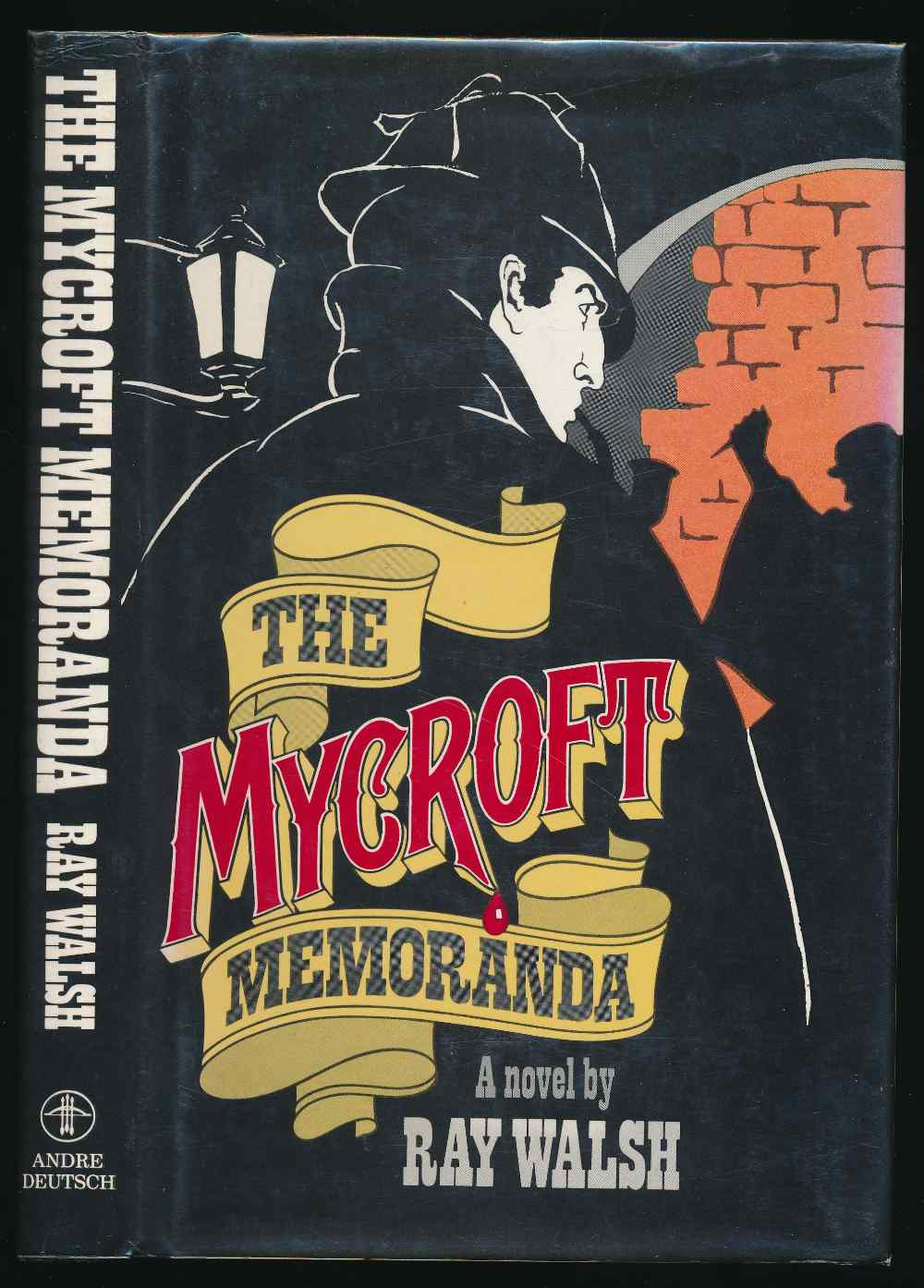 The Mycroft memoranda : a novel