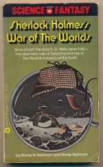 Sherlock Holmes's war of the worlds