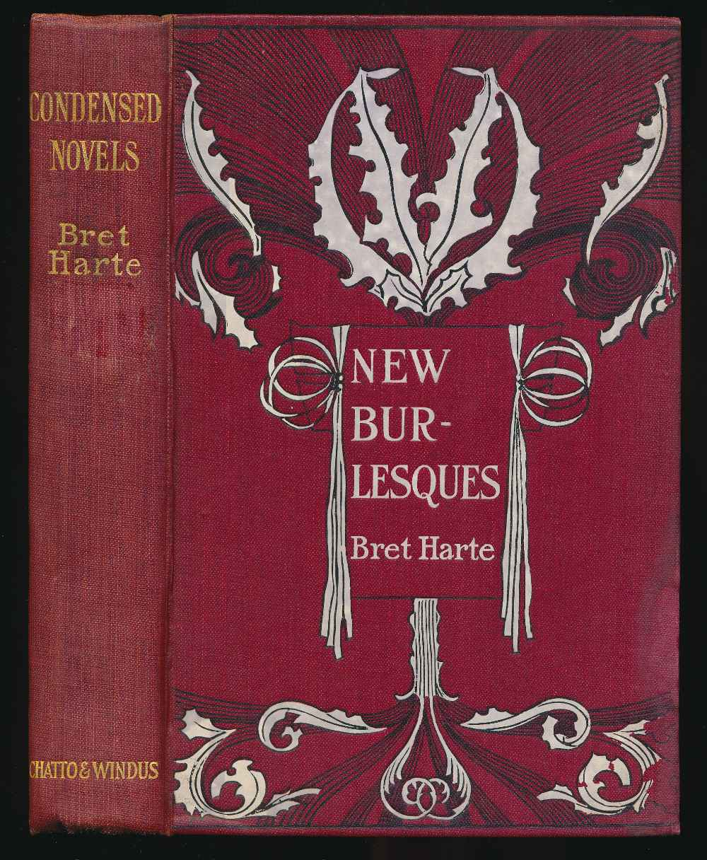 Condensed novels : new burlesques