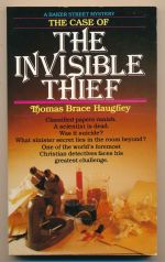 The case of the invisible thief