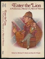 Enter the lion : a posthumous memoir of Mycroft Holmes