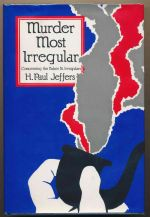 Murder most irregular : a novel